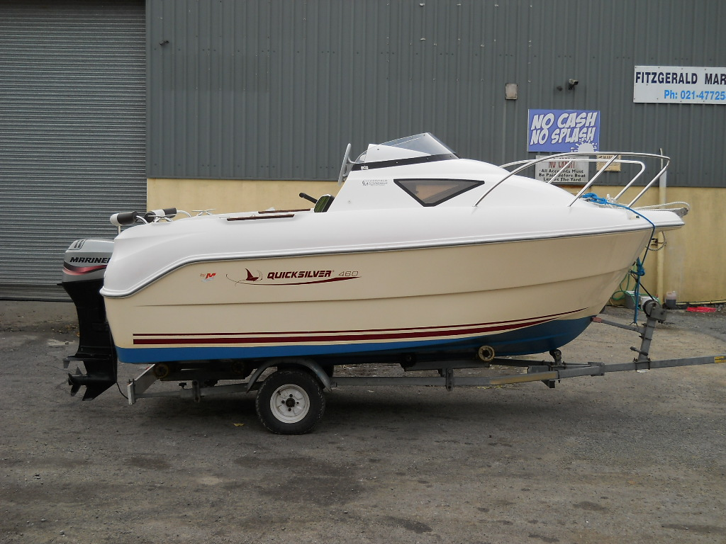 Quicksilver 470 Cruiser
